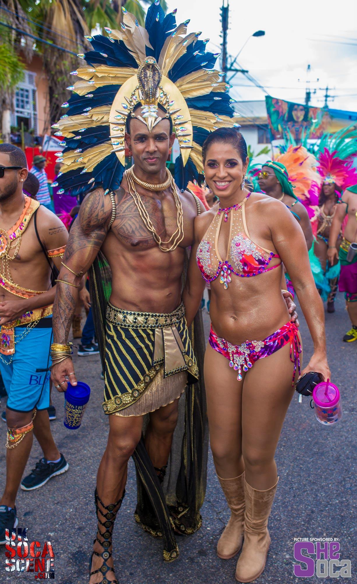 Trinidad men